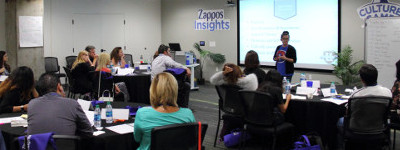 Zappos Insights Q&A with Training Expert