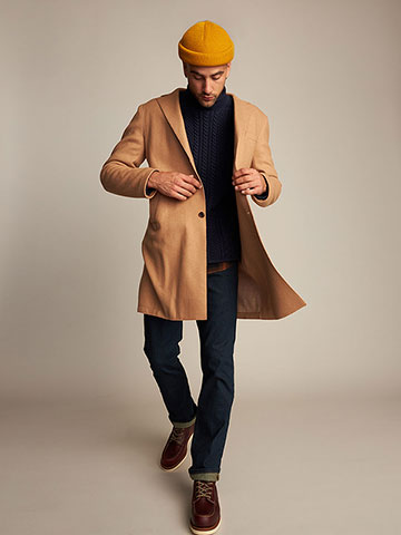 The Fall Edit for Men
