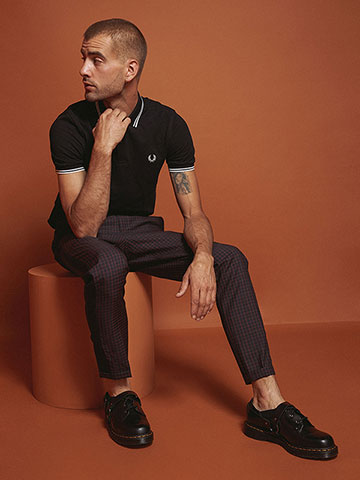 Sub Nav Workwear for Men