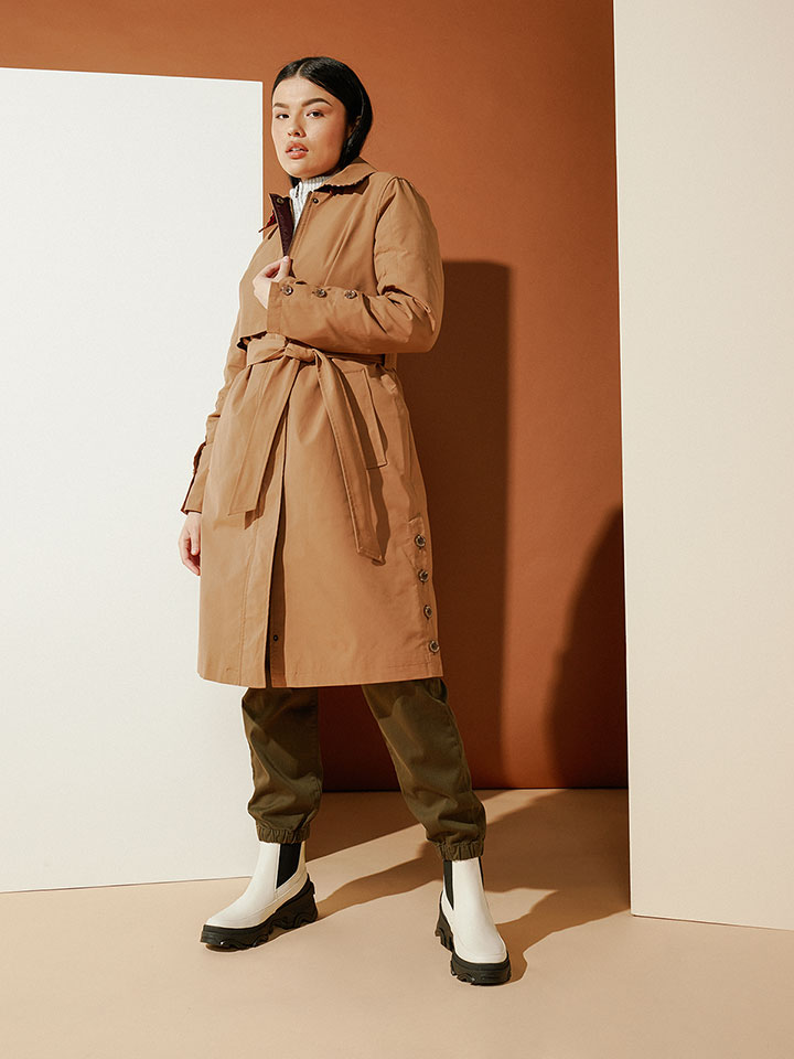 The Belted Coat