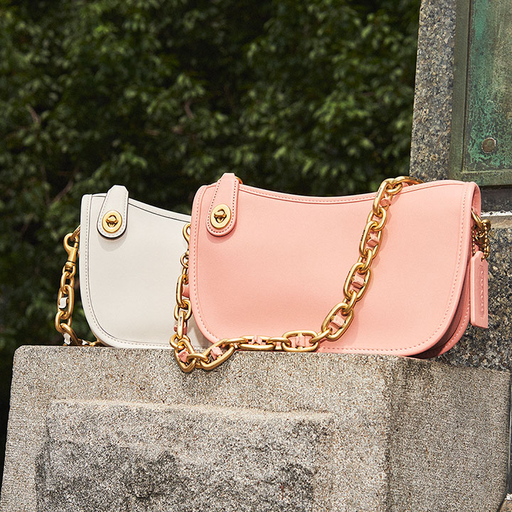 The Swinger Bag with Chain