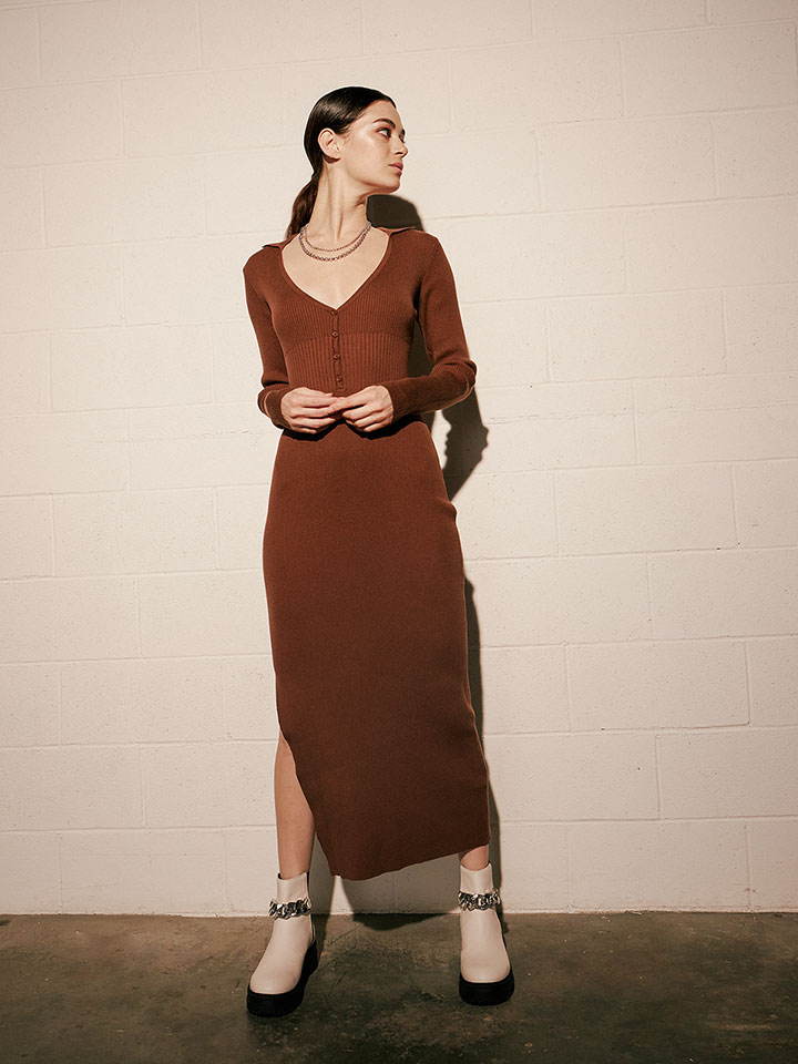 The Elevated Knit Dress