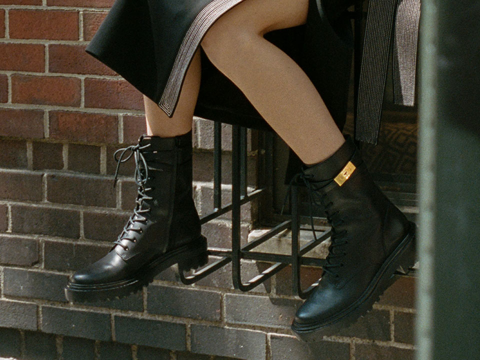 The Lug-Sole Boot