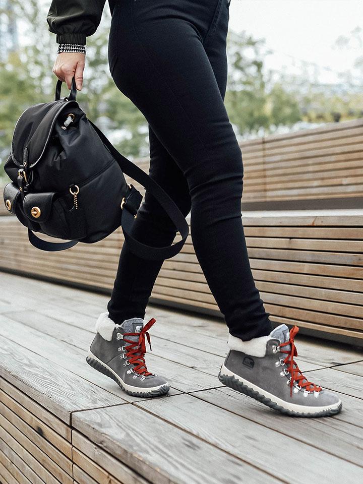 Hybrid Hiker