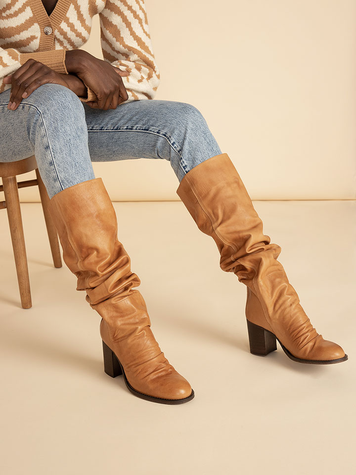 The Slouchy Boot