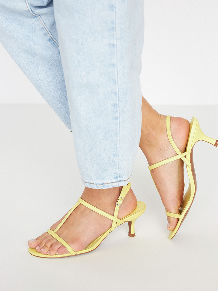 Barely-There Sandals