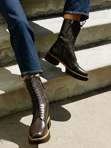 Style Staples: Chelsea & Combat Boots