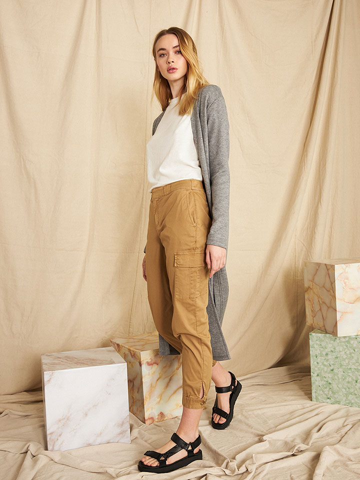 The Cargo Pant: Reimagined.