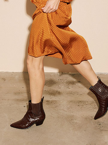 Our Take on Fall Boots