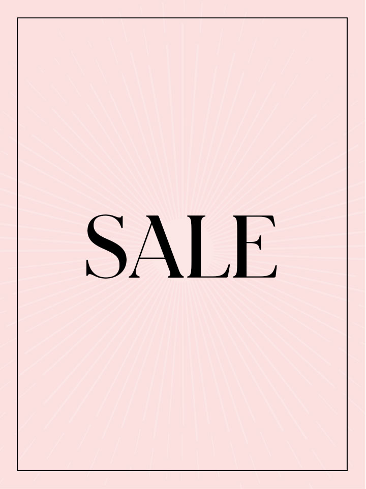 The Sale Is On!