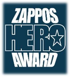 Zappos Hero
